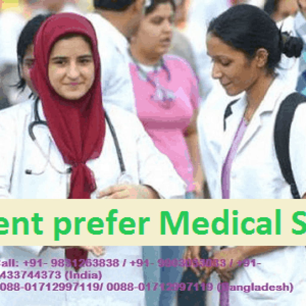 Bangladesh Popular decision for MBBS Studies