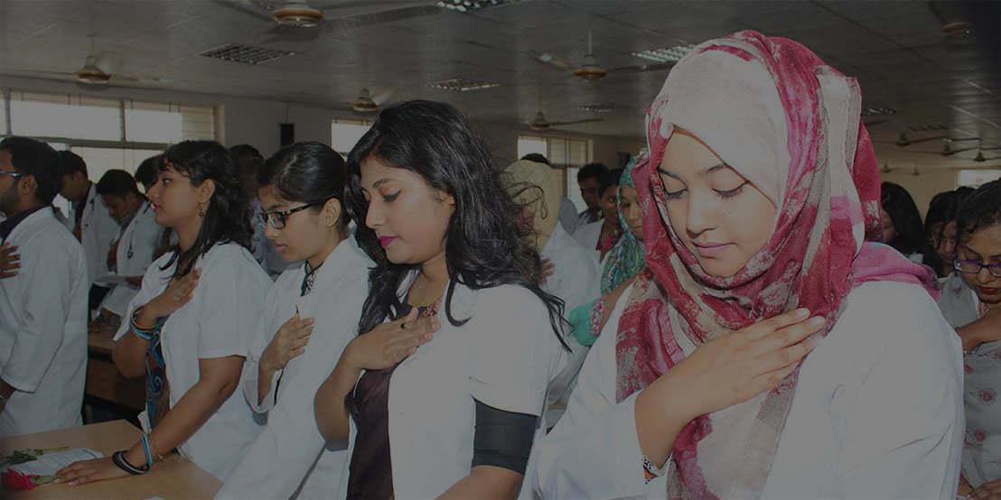 Medical study in Bangladesh