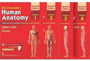 Human Anatomy By B D Chaurasia's