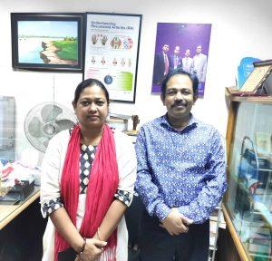 Smile Education with DNMC Vice Principal