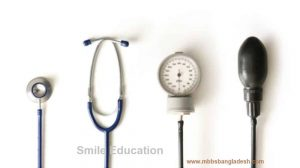 Stethoscope-Sphygmomanometer